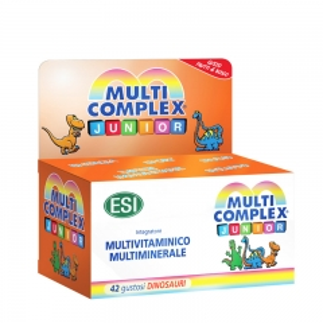 Multikomplex junior 42 tablete - photo ambalaze