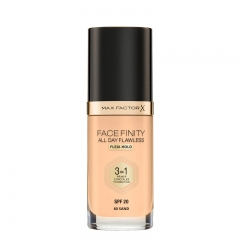 Facefinity 3in1 Foundation 60 Sand - photo ambalaze