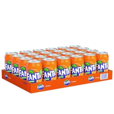 Orange gazirani napitak 24-pack - photo ambalaze