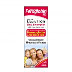 Feroglobin B12 200ml - photo ambalaze