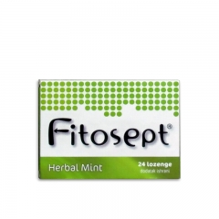 Fitosept Herbal Mint - photo ambalaze