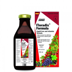 Floradix Formula - photo ambalaze