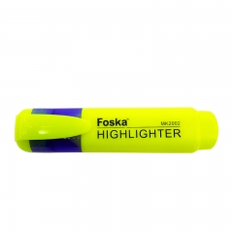 Foska Highlighter žuti - photo ambalaze