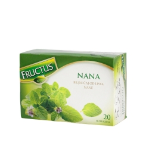 Classic čaj nana 20 kesica - photo ambalaze