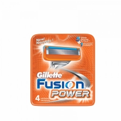 Gillette Fusion Power 4 patrone - photo ambalaze