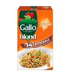 Blond Integrale 1kg - photo ambalaze