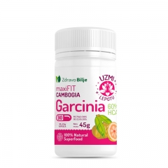 Garcinia Cambogia Maxi Fit 90 kapsula - photo ambalaze