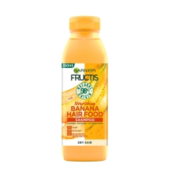 Fructis Hair Food Banana šampon za kosu 350ml - photo ambalaze