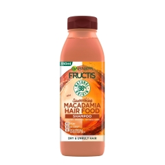 Fructis Hair Food Macadamia šampon za kosu 350ml - photo ambalaze