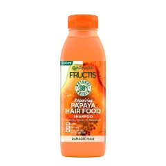Fructis Hair Food Papaya šampon za kosu 350ml - photo ambalaze