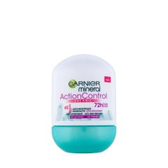 Mineral Action Control Thermic dezodorans roll on 50ml - photo ambalaze