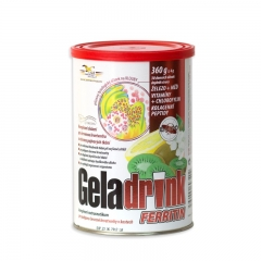 Ferritin Geladrink 360g - photo ambalaze