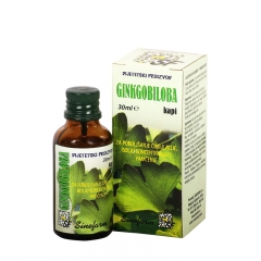 Ginkgo Biloba kapi 30ml - photo ambalaze