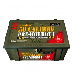 50 Caliber Pre-Workout - photo ambalaze