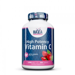 High Potency Vitamin C 100 kapsula - photo ambalaze