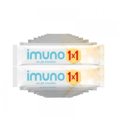 Imuno 1x1 - 30pack - photo ambalaze
