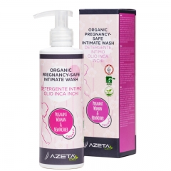 Organic Pregnancy Safe Intimate Wash - photo ambalaze