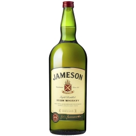 Irish Whisky 4,5L - photo ambalaze