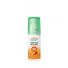 Vitamin D3 oralni sprej 1000IU 58ml - photo ambalaze