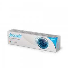 Jecovit 50ml - photo ambalaze