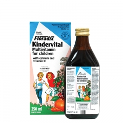 Floradix Kindervital - photo ambalaze