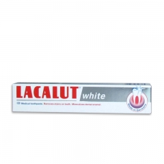White Toothpaste - photo ambalaze