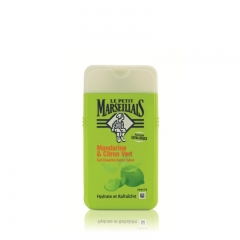 Gel za tuširanje Mandarine & Citron Vert 250ml - photo ambalaze
