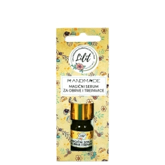 Handmade magični serum za obrve i trepavice 5ml - photo ambalaze