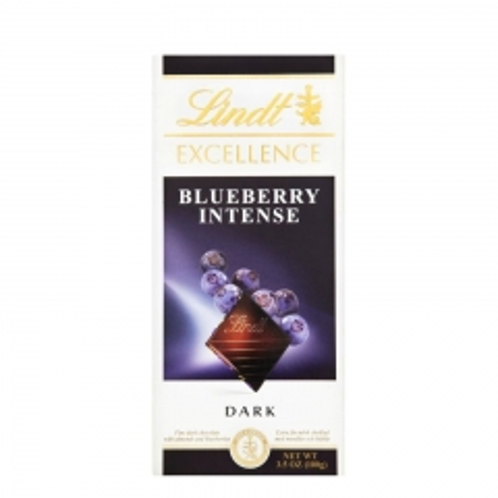 Excellence čokolada sa borovnicom 100g - photo ambalaze