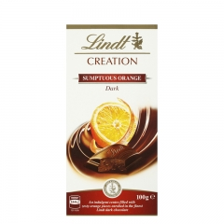 Creation čokolada sa narandžom 100g - photo ambalaze