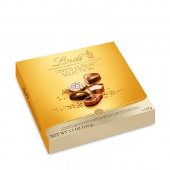 Praline Swiss Tradition de Luxe 145g - photo ambalaze