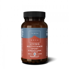 Living Multivitamin sport 50 kapsula - photo ambalaze
