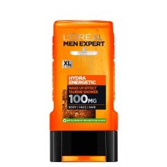 Men Paris Expert Hydra Energetic gel za tuširanje za muškarce 300ml - photo ambalaze