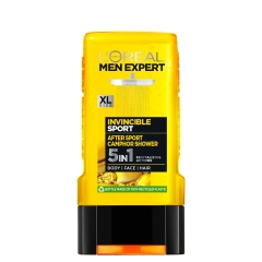 Men Paris Expert Invincible Sport gel za tuširanje za muškarce 300ml - photo ambalaze