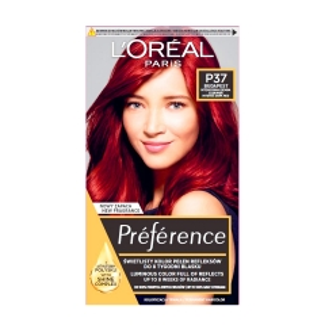 Paris Preference farba za kosu P37 - photo ambalaze