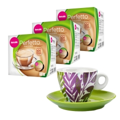 Perfetto Macchiato Irish Cream  30 Dolce Gusto kompatibilnih kapsula 3-pack - photo ambalaze