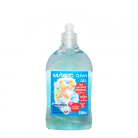 Magic Clean Gel 74% 500ml - photo ambalaze