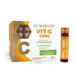 Liposomalni vitamin C 20 ampula - photo ambalaze