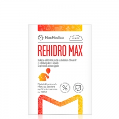 Rehidromax 10 kesica - photo ambalaze