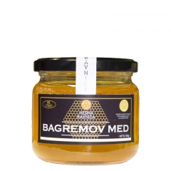 Bagremov med 500g - photo ambalaze