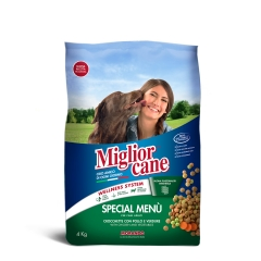 Miglior Cane Special Menu 4kg - photo ambalaze