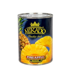 Kompot Ananas 565g - photo ambalaze