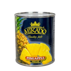 Kompot Ananas 820g - photo ambalaze