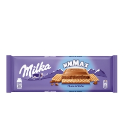Čokolada Choco & Wafer 300g - photo ambalaze