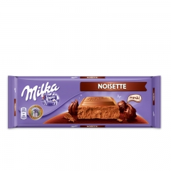 Čokolada Noisette 270g - photo ambalaze