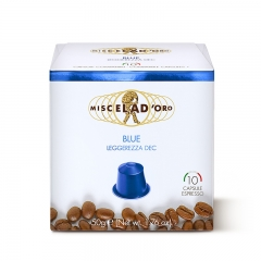 Leggerezza Decaf Blue 10 Nescafe Nespresso kompatibilnih kapsula - photo ambalaze