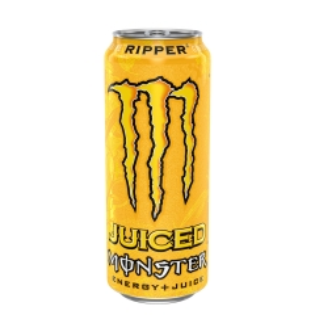 Energy Ripper Drink 500ml - photo ambalaze