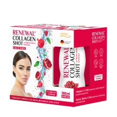 Renewal Collagen Shot 6-pack - photo ambalaze