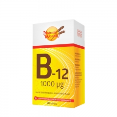 Vitamin B12 1000mcg 50 tableta - photo ambalaze