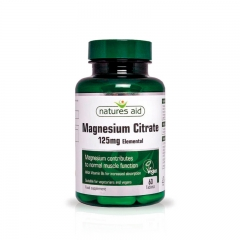 Magnezijum citrat 125mg 60 tableta - photo ambalaze